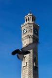 Clock Tower. In Izmir,Turkey Stock Images