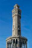 Clock Tower. In Izmir,Turkey Royalty Free Stock Images