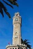 Clock Tower. In Izmir,Turkey Royalty Free Stock Photo