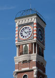 a clock tower Royalty Free Stock Images
