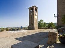 Clock Tower Stock Photo