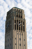 Clock Tower Ann Arbor Royalty Free Stock Image