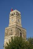 Clock tower Antalya Turkey Royalty Free Stock Photos
