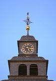 Clock tower in Bad Homburg. Germany.  Royalty Free Stock Image