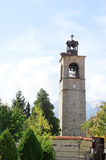 Clock Tower in Bansko. Clock tower of St. Trinity church in the center of Bansko. Bansko is a town in southwestern Bulgaria, located at the foot of the Pirin Royalty Free Stock Photography
