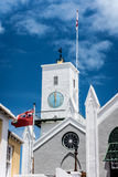Clock Tower Bermuda Stock Photography