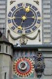 Clock Tower. Bern, Switzerland Royalty Free Stock Image