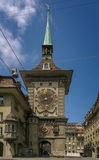 Clock tower, Bern Royalty Free Stock Image