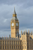 Clock tower big ben Stock Image