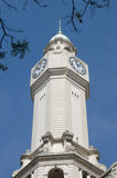 Clock tower in Buenos Aires, Argentina Stock Photo
