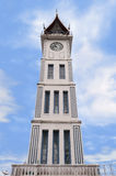 Clock tower in Bukittinggi Stock Image