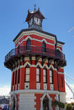 Clock Tower in Cape Town Stock Photography