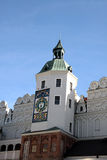 Clock Tower - Castle of Pomeranian Dukes - Poland Stock Photos