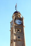 Clock Tower at Central Station. Stock Photo