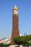 Clock tower, clock Stock Photo