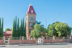 Clock tower, Department of Public Works, Kimberley Stock Photos