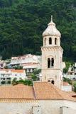 Clock tower, Dubrovnik Stock Photo