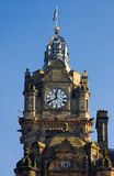 Clock Tower, Edinburgh Stock Photography