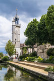 Clock Tower Evreux. Picture of the tower named clock tower in the town Evreux, Normandy, France Stock Photography