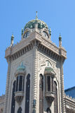Clock Tower Forum Theater Melbourne Royalty Free Stock Photos