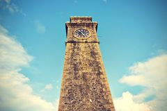 Clock tower Stock Photos