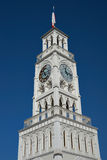 Clock Tower - Iquique - Chile Royalty Free Stock Images