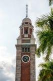 Clock Tower Hong Kong Royalty Free Stock Image