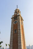 Clock tower hong kong Stock Photo