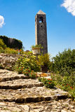 Clock Tower In Pocitelj. Stock Photography