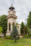 The Clock tower of Ioannina, Epirus, Greece Royalty Free Stock Image