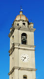 Clock Tower in Italy. Royalty Free Stock Photography