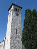 Clock Tower Kingston, Ontario Royalty Free Stock Photos
