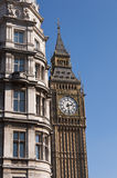 The Clock Tower in London Stock Photos