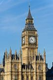The Clock Tower in London Stock Photography