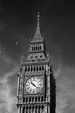 The Clock Tower in London, UK Stock Images
