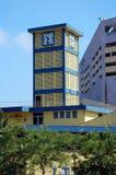 Clock tower in Malacca, Malaysia Stock Photos