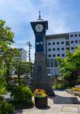Clock tower at Matsumoto. Stock Images