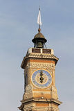 Clock Tower Monaco Royalty Free Stock Image
