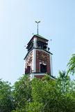 Clock tower, Orenburg Royalty Free Stock Image
