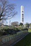 Clock Tower, Palmerston North. Clock Tower in the Square,  Palmerston North, New Zealand Stock Photos