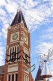 Clock tower - Perth royalty free stock photos