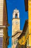 Clock tower in Pisa - Italy Stock Image