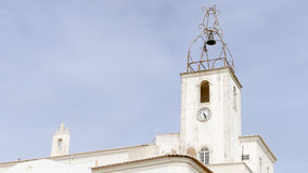 Clock tower, Portugal Royalty Free Stock Photo