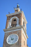 Clock Tower in Rimini. Stock Photography