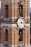 Clock tower Rome Royalty Free Stock Image