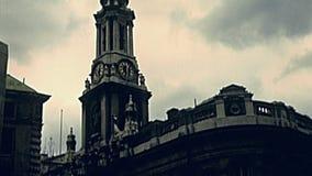 Royal Exchange Clock