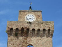Clock tower Stock Image