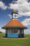 Clock Tower and Shelter, Frinton, Essex, England Stock Image