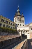 Clock Tower- Sighisoara Stock Photography