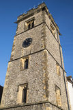 The Clock Tower in St. Albans Stock Photography